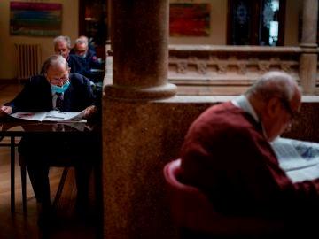 Así quedan las pensiones mínimas y no contributivas con los nuevas Presupuestos Generales aprobados para 2022