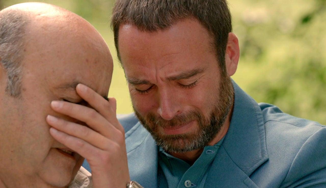 Germán muere en compañía de Fran: todos sus secretos y su última voluntad, ¿saldrán a la luz?