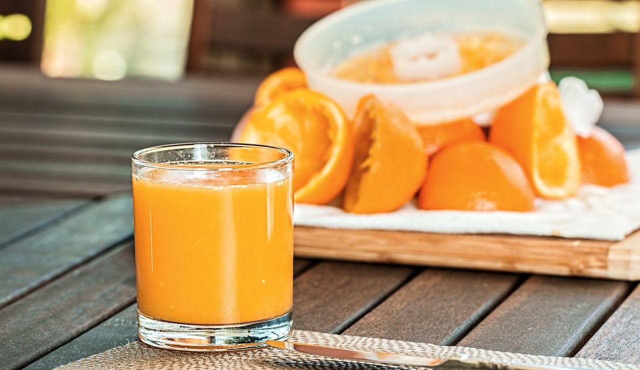 Los mejores zumos de naranja según la OCU