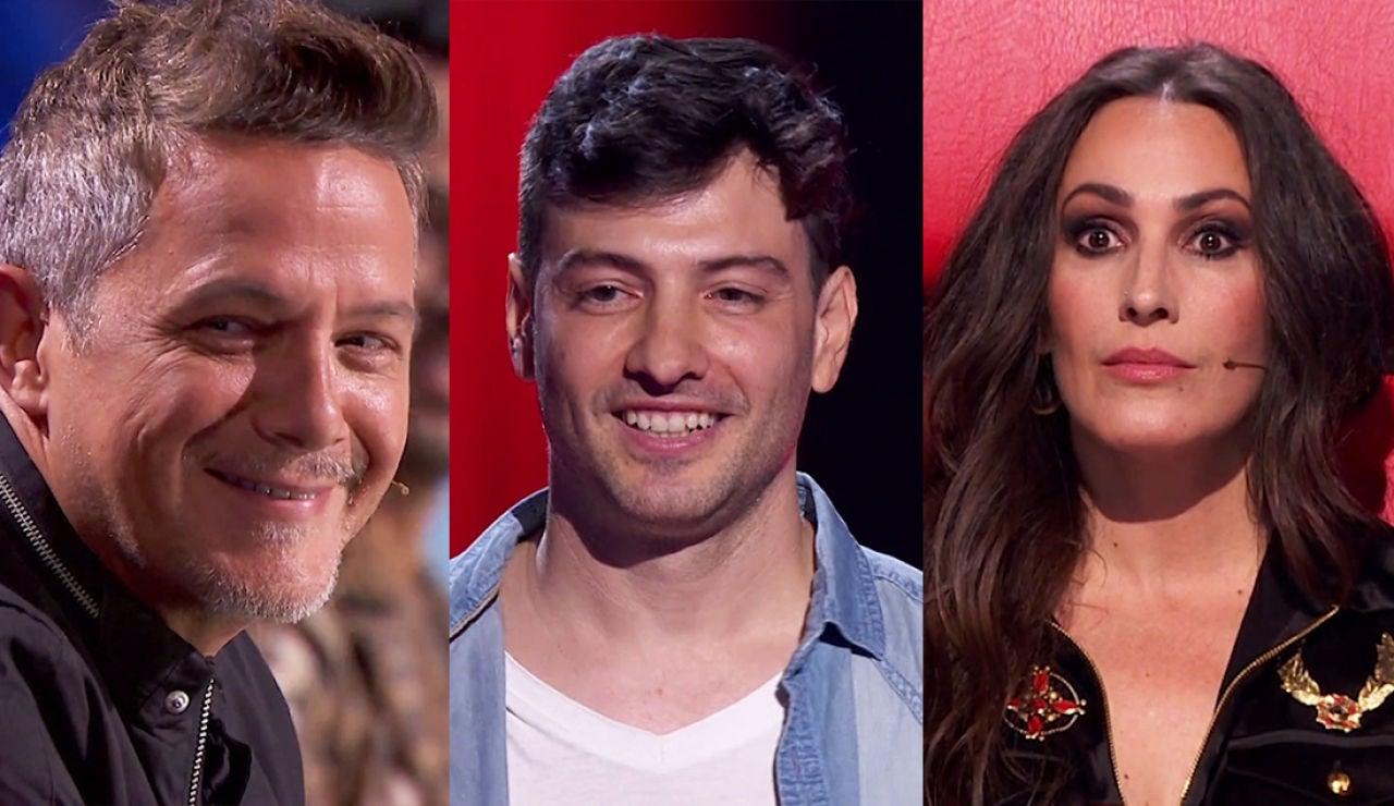 El TOP 5 de las quintas Audiciones a ciegas de 'La Voz': Alejandro Sanz conoce a su imitador y el flamenco sorprende a los coaches