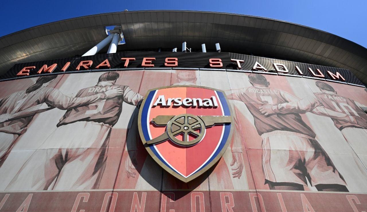 Emirates Stadium, estadio del Arsenal