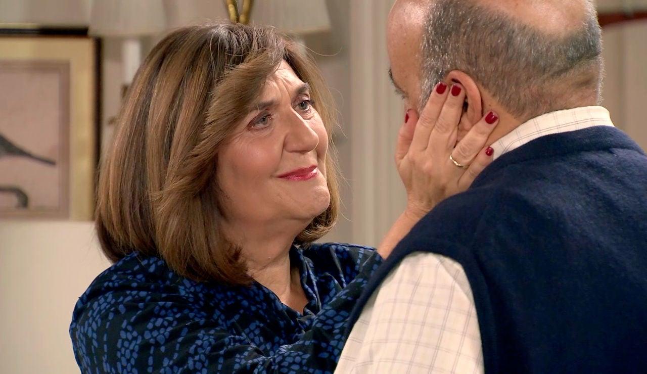 Germán y Carmen destapan sus secretos: ¿quién engaño a quién?