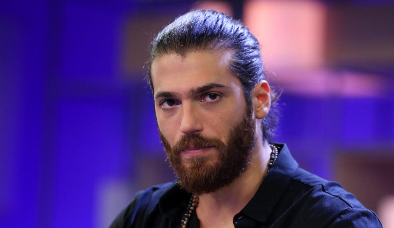 El actor turco Can Yaman