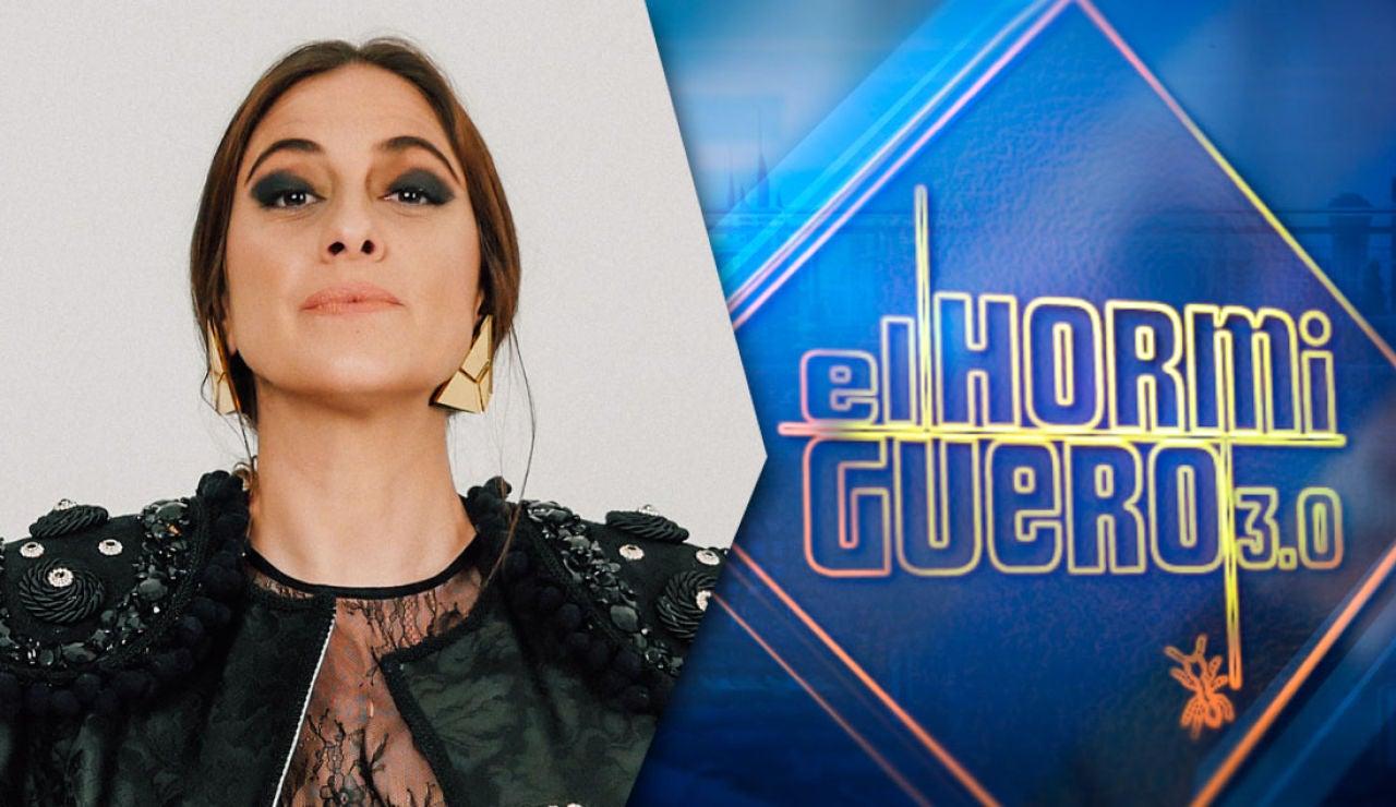 María Peláe en 'El Hormiguero 3.0'