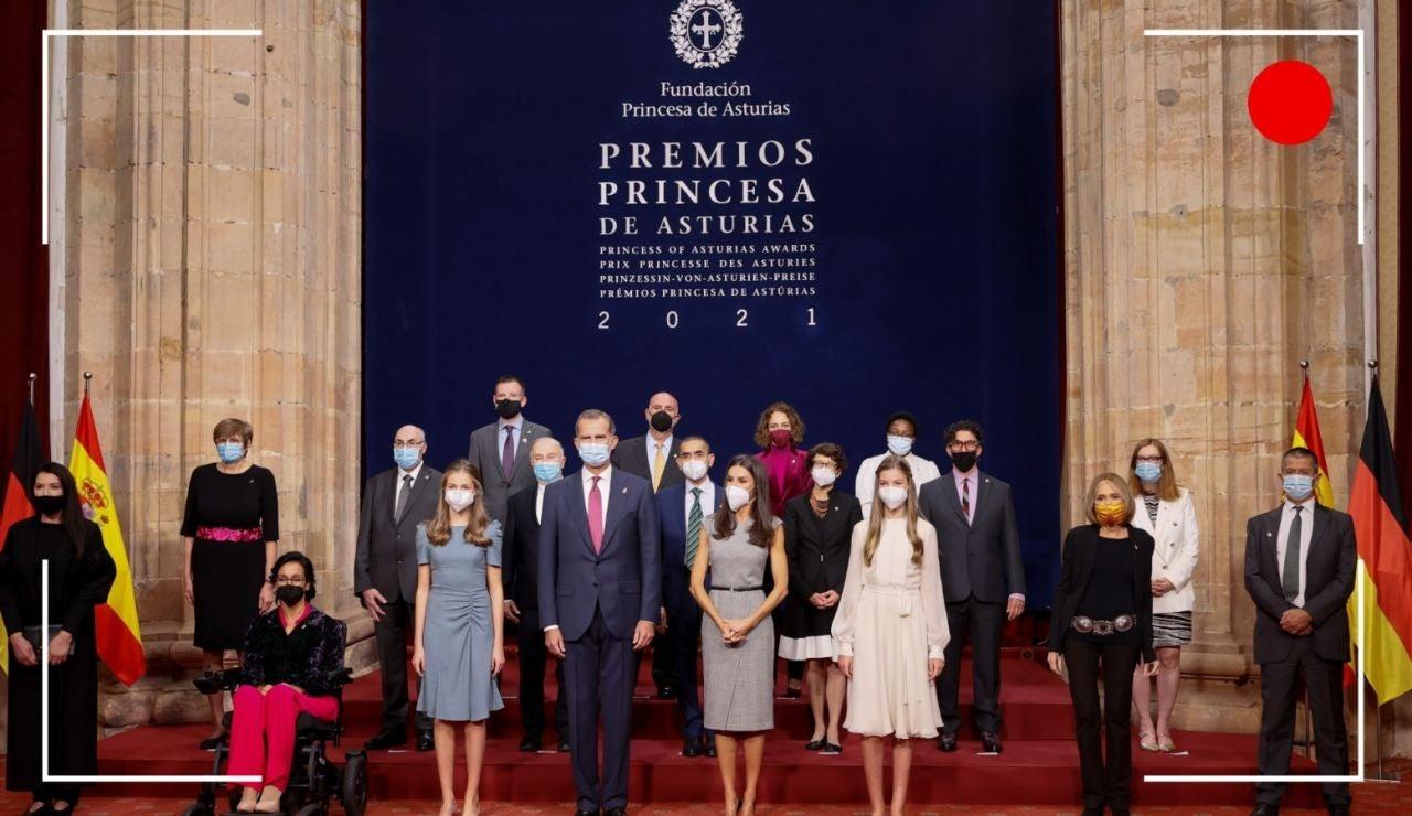 VÍDEO: Premios Princesa de Asturias 2021, streaming en directo