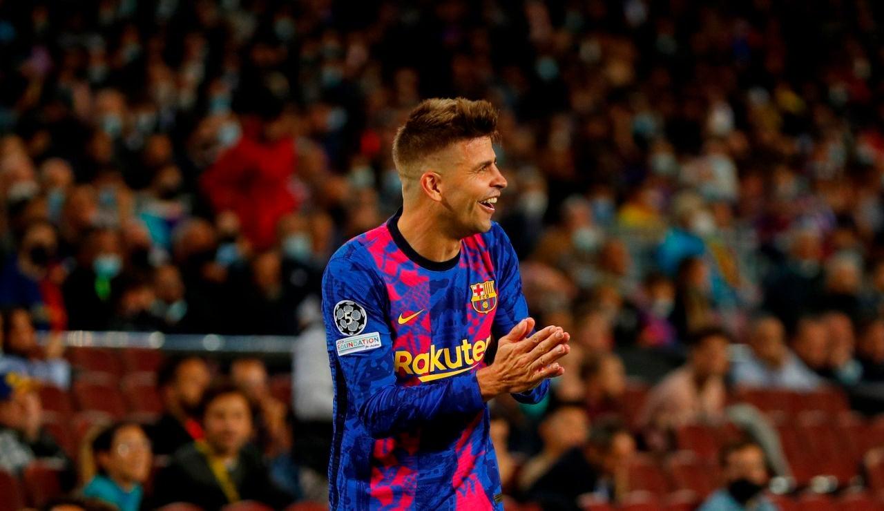 """Piqué avisa sobre su futuro antes del Barcelona - Real Madrid: """"Sé que me queda poco"""""""