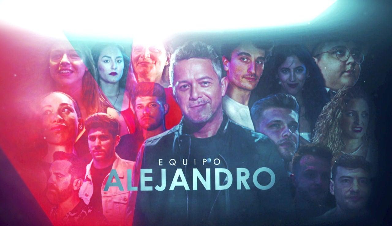 Alejandro Sanz cierra su equipo en 'La Voz': el resumen de sus 14 talents