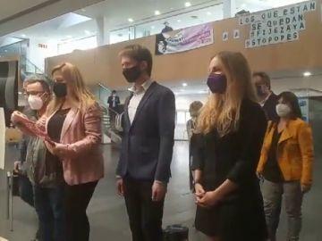 La oposición de Badalona registra la moción de censura contra Xavier García Albiol que se votará el 8 de noviembre