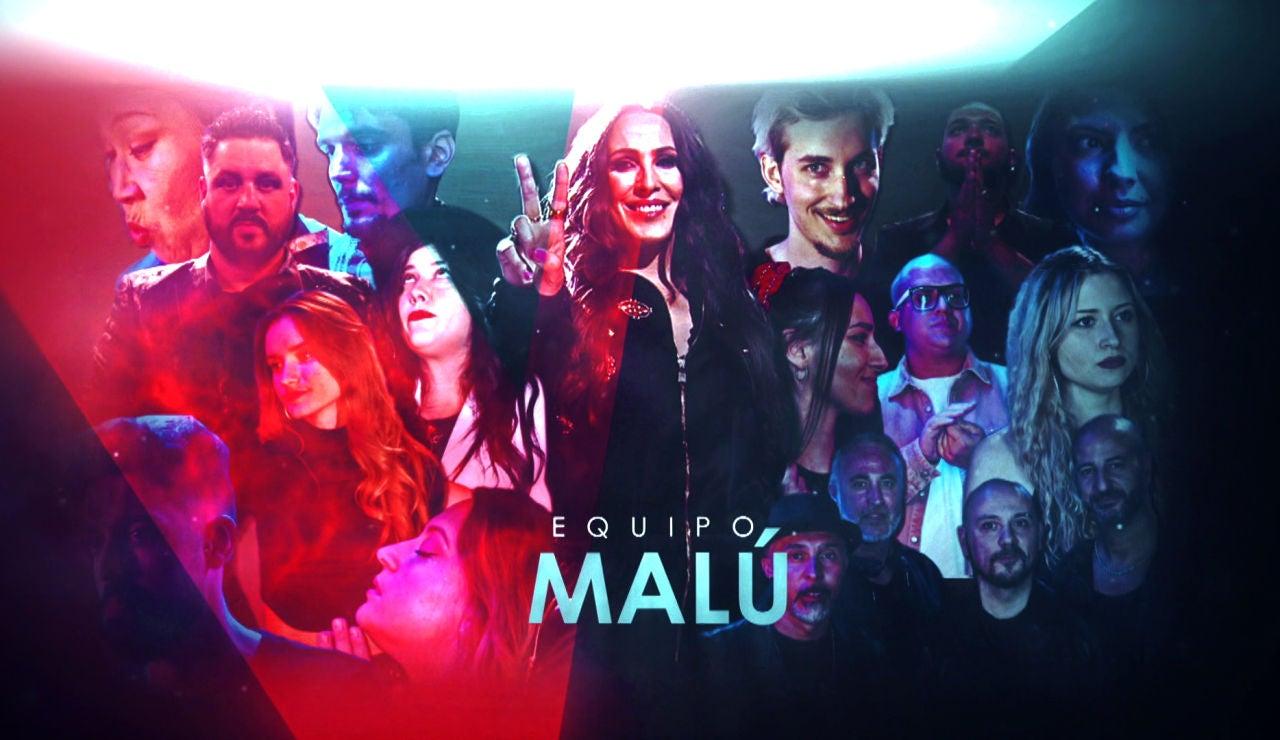 Malú cierra su equipo en 'La Voz': el resumen de sus 14 talents