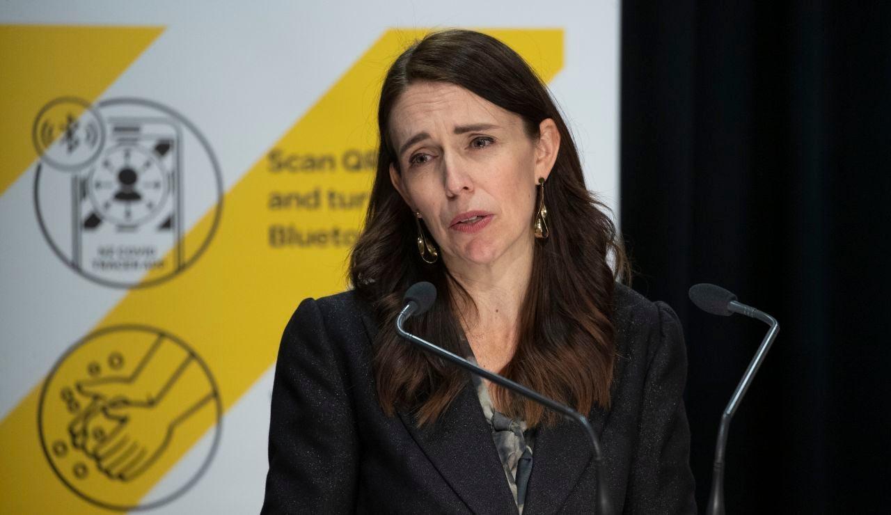 Jacinda Ardern, primera ministra de Nueva Zelanda