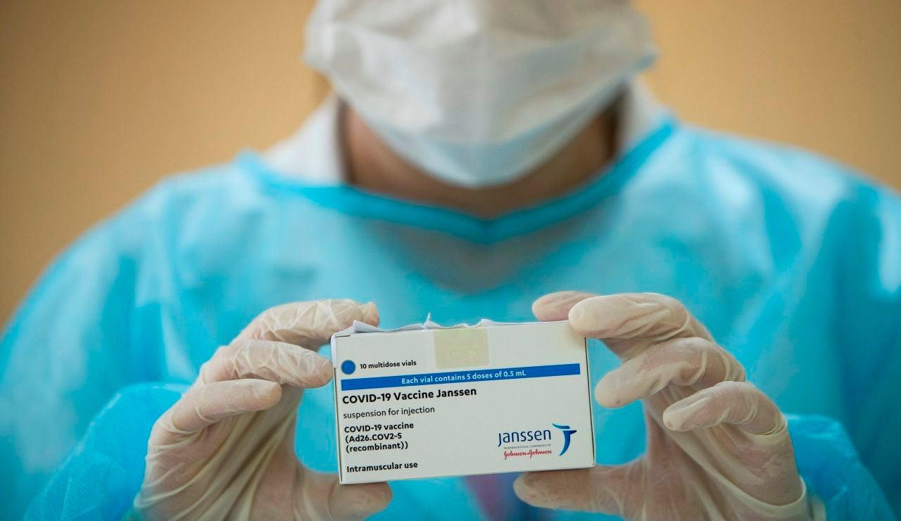 Los vacunados con Janssen podrían recibir una dosis de refuerzo de la vacuna contra la Covid-19
