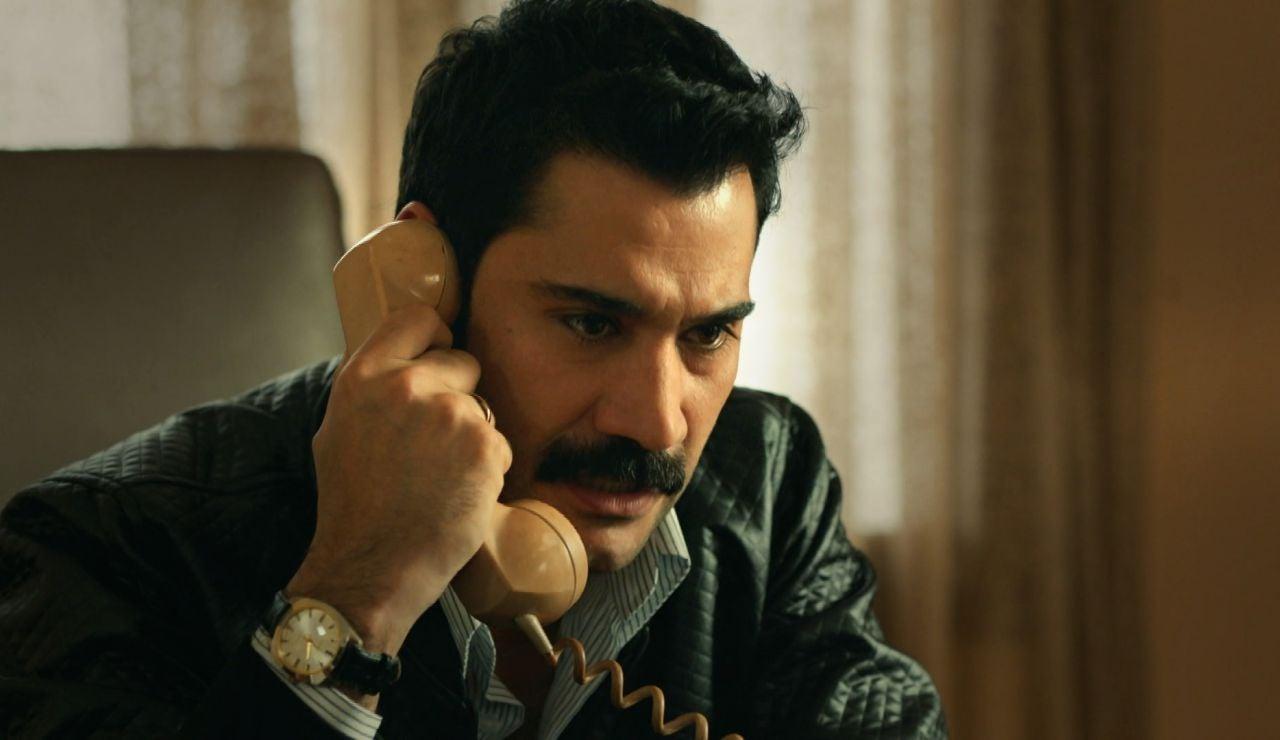"""Yilmaz se enfrenta al padre de Müjgan: """"Vamos a casarnos le guste o no"""""""