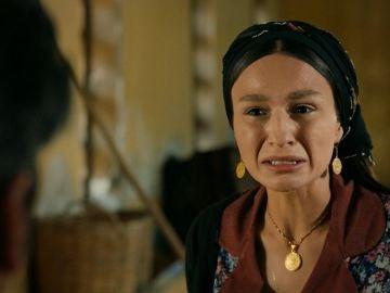 Saniye descubre que Seher espera un hijo de Gaffur