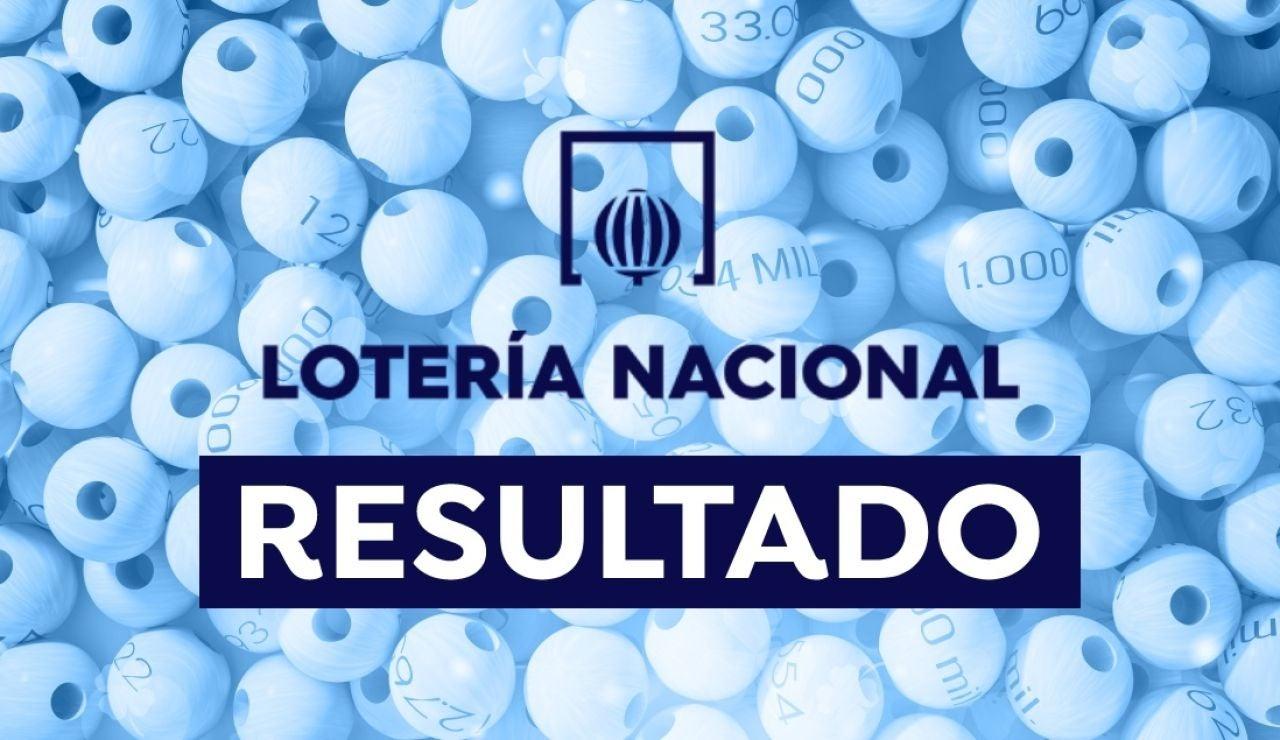Comprobar Lotería Nacional: Resultado del sorteo