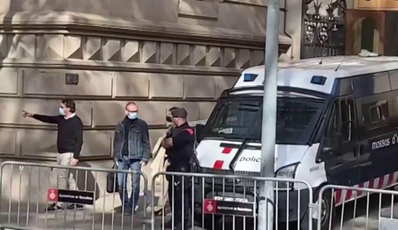 Josep Costa, exvicepresidente del Parlament, detenido por no presentarse ante el TSJC