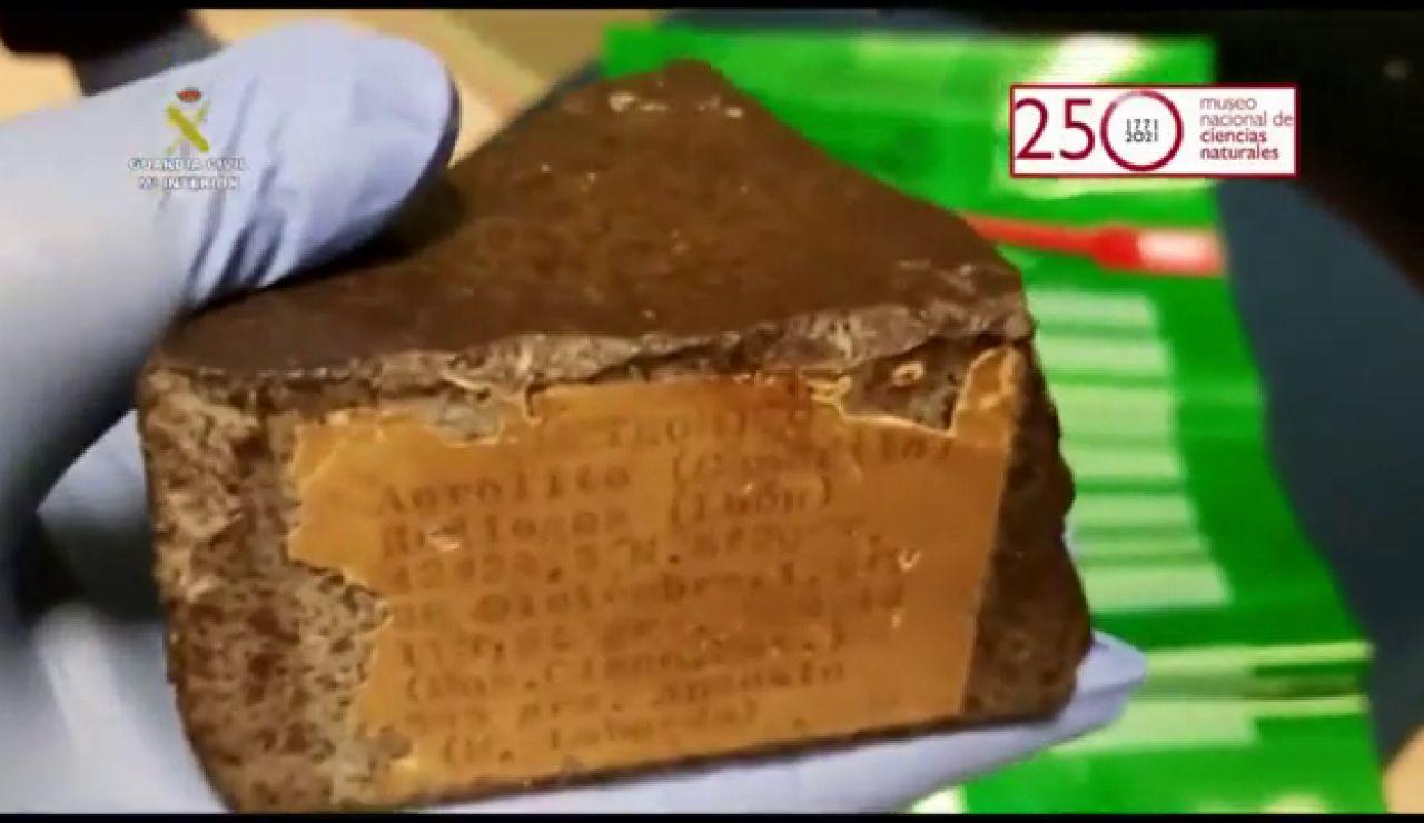 Se vende meteorito, la historia de la roca espacial que llegó a internet