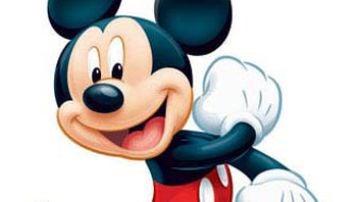 Mickey Mouse de cumpleaños