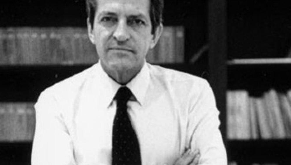 El presidente de la Transición Adolfo Suárez