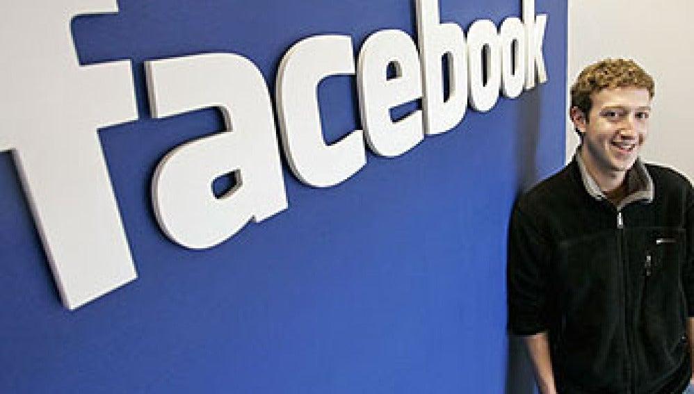 Mark Zuckerberg, creador de Facebook