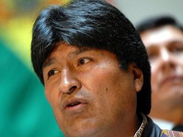 Evo Morales amenazado por terroristas