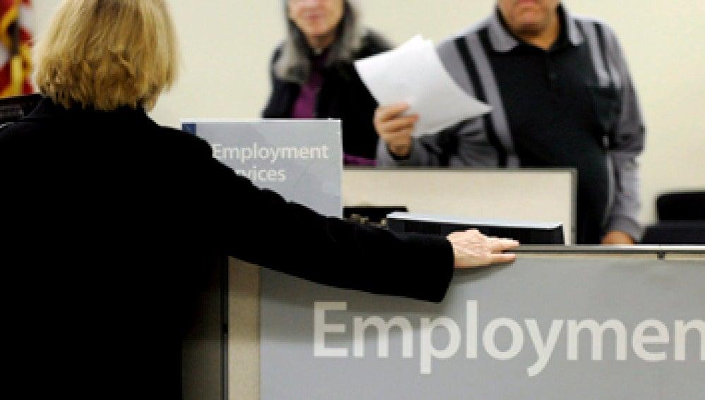 Récord del desempleo en EEUU