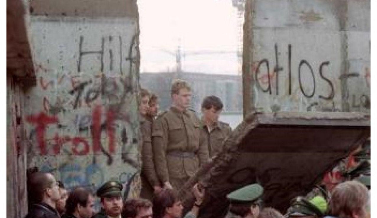 La ciudad de Berlín, en el XX aniversario de la caída del Muro
