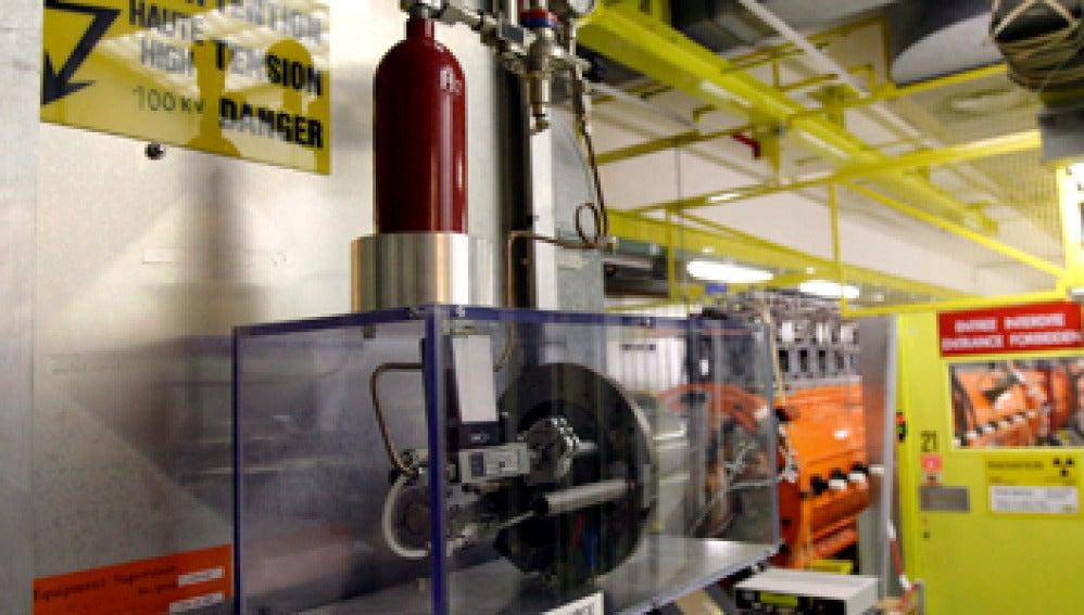 El CERN logra el record mundial de aceleración de partículas