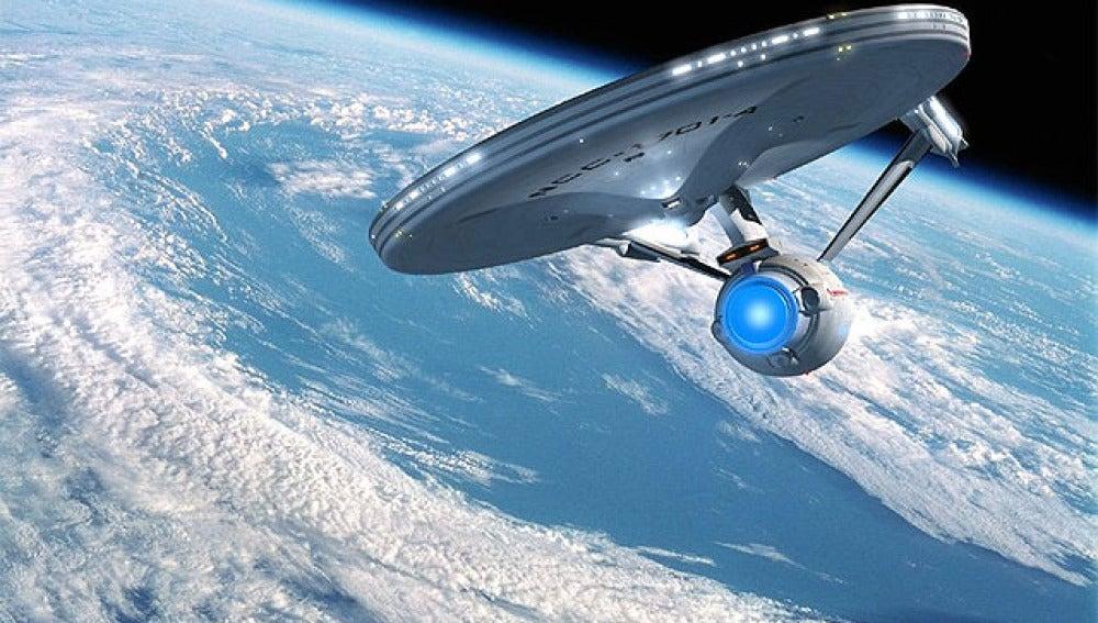 La nave de Star Trek USS Enterprise