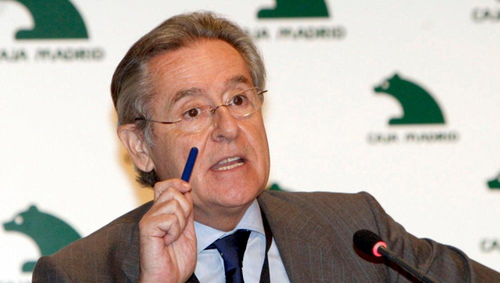Blesa, expresidente de Caja Madrid