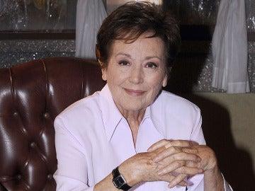 La actriz Amparo Baró, entre los personajes más valorados