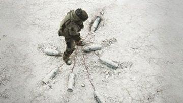 La guerra de Irak en En tierra hostil