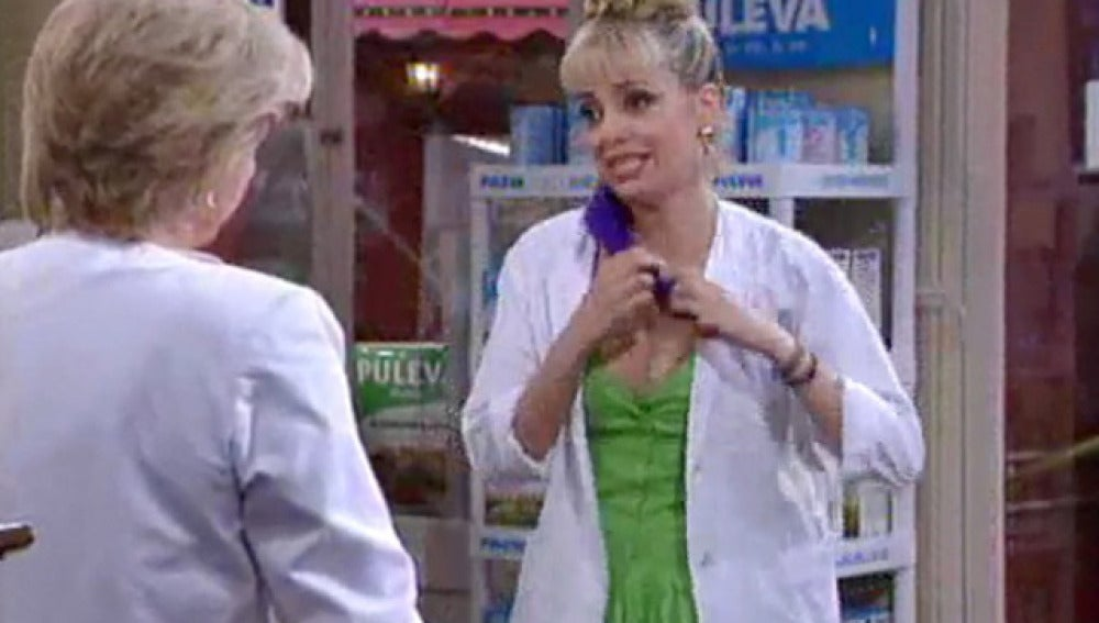 """Farmacia de Guardia. Temporada 5. Capítulo 1. """"Una gata en la farmacia"""""""