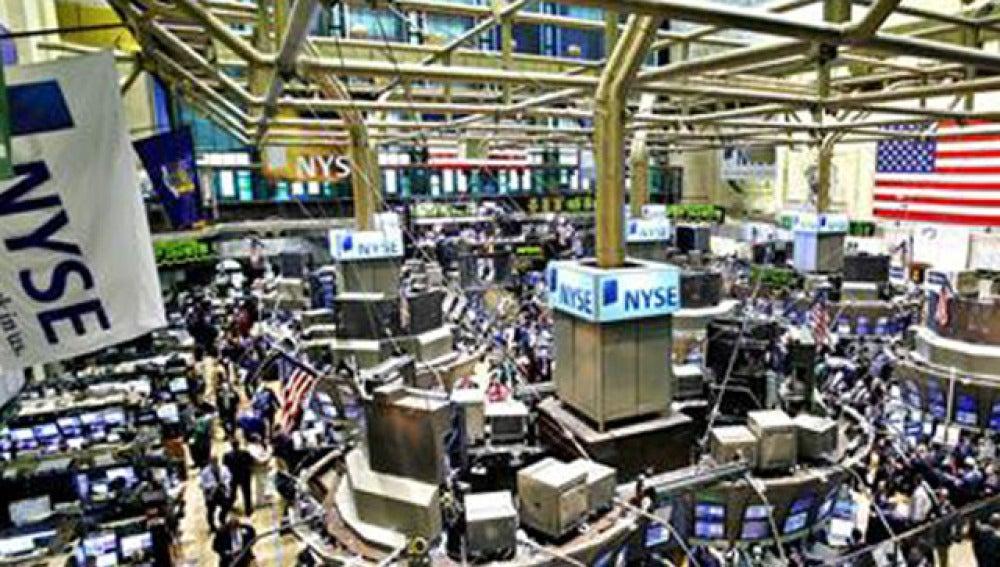 Jornada bursátil en Wall Street