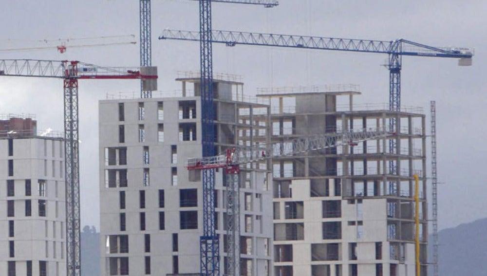 Números positivos en la compraventa de vivienda