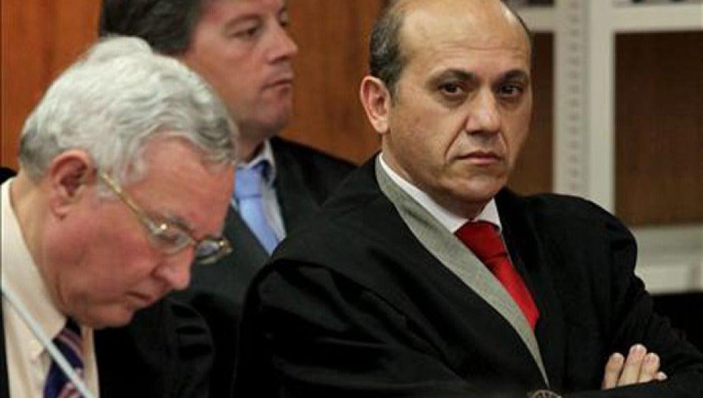Del Nido, durante el juicio por el 'caso Minutas'