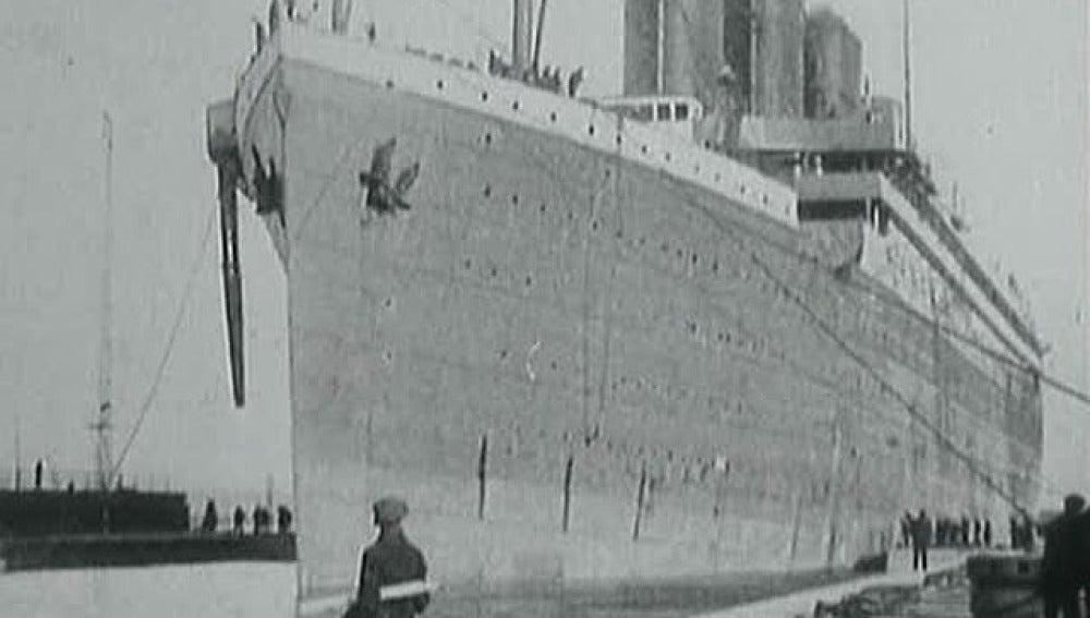 98 aniversario del naufragio del Titanic