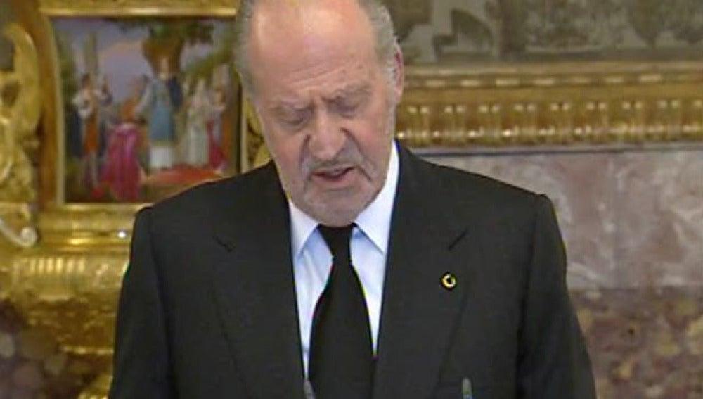El recuerdo del Rey don Juan Carlos