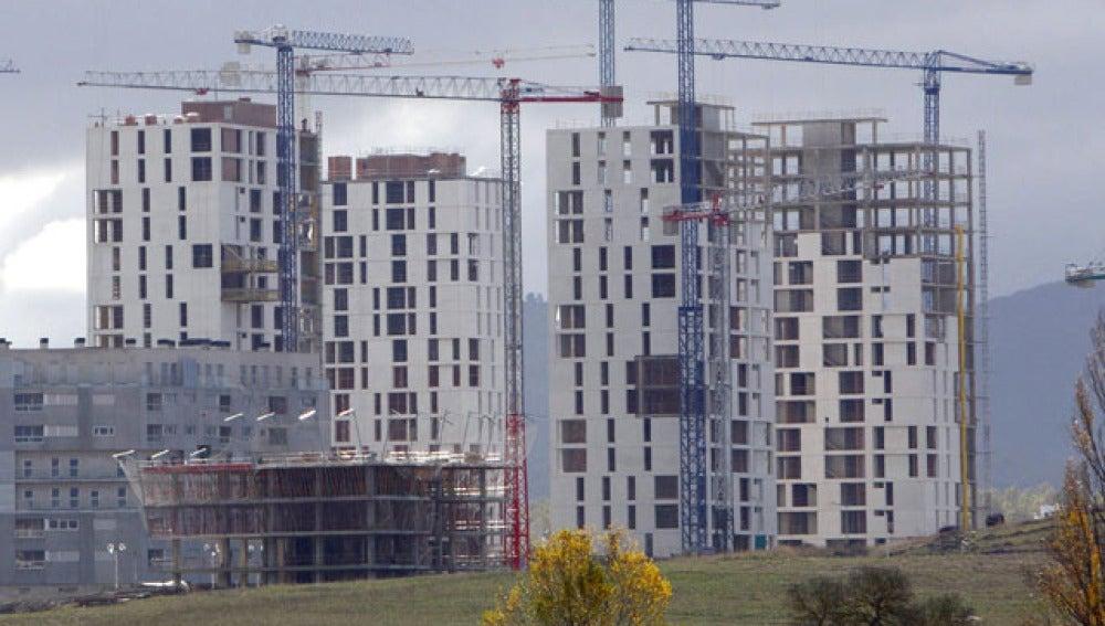 El crédito hipotecario cae el 6% en 2011