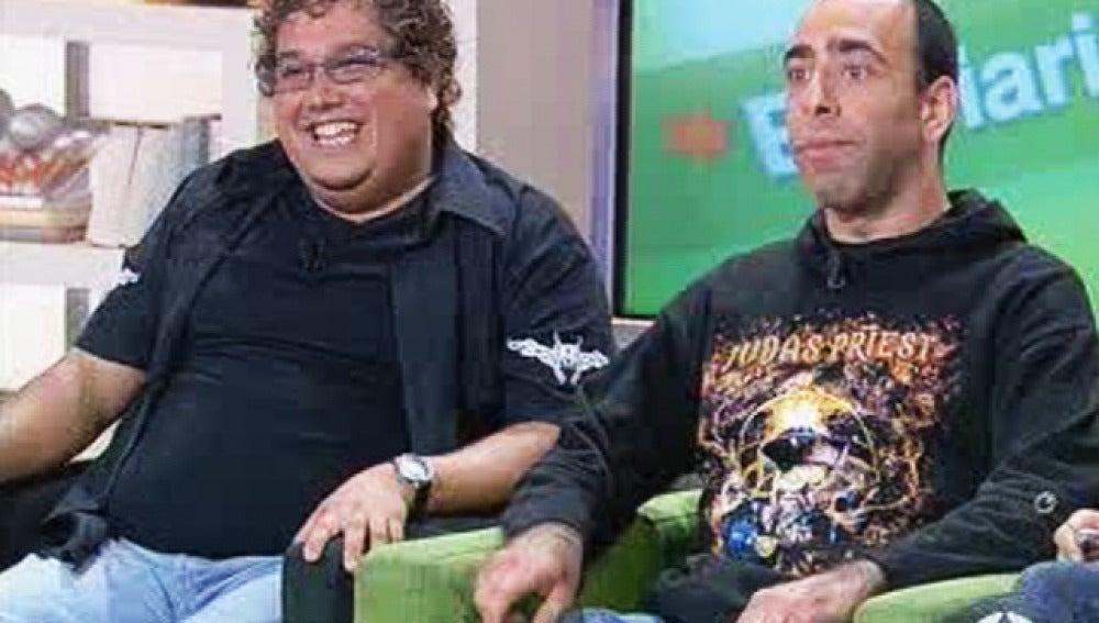 Parece que entre José y Alejandro hay temita