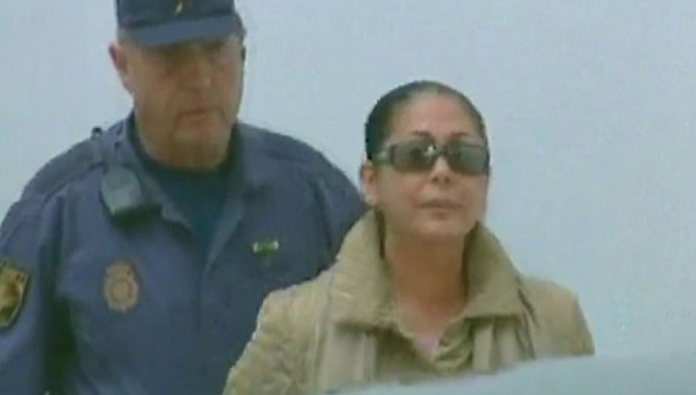 Isabel Pantoja podría ir 3 años y medio a la cárcel