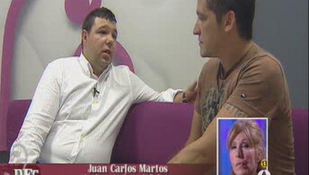 "Juan Carlos: ""Circe fue infiel a Ángel Cristo"""