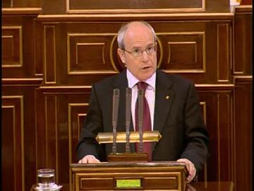 José Montilla en el Senado