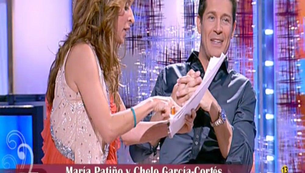 Las razones de María Patiño