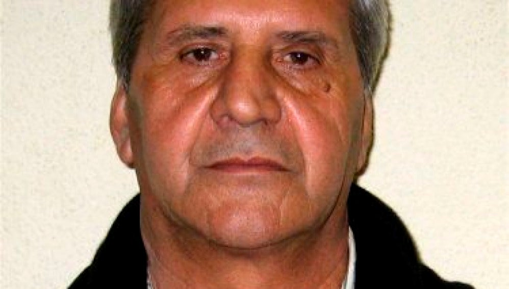 Claudio Locatelli, detenido en Barajas