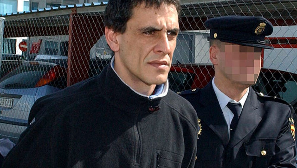 Juankar, etarra detenido
