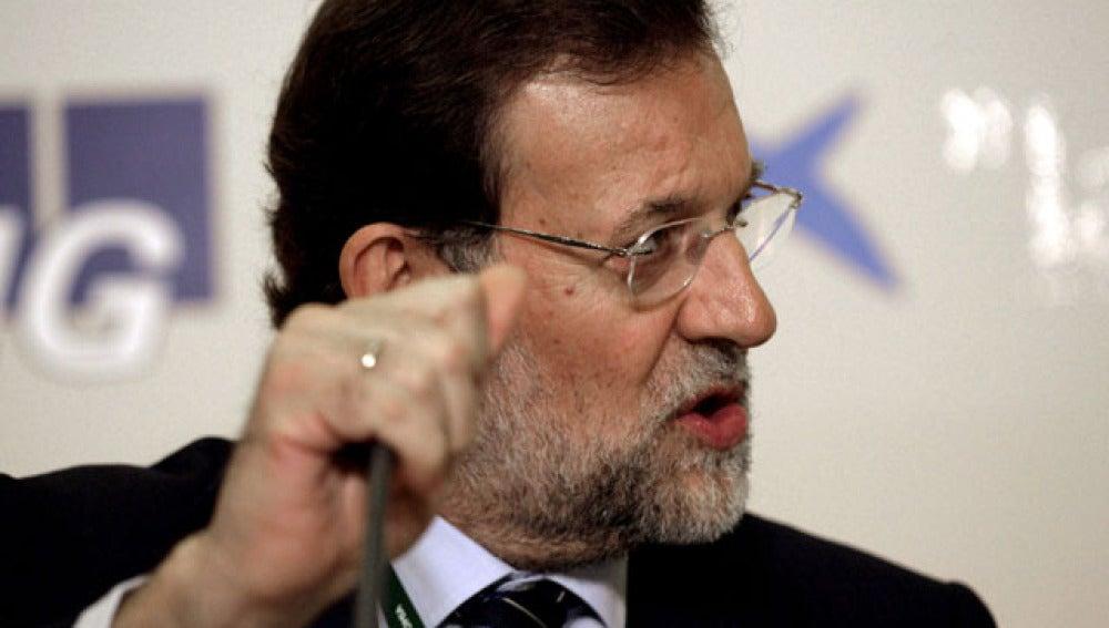 Rajoy, contra el Aborto