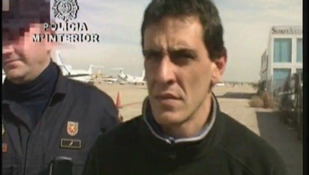 """""""Juankar"""" Etarra detenido"""