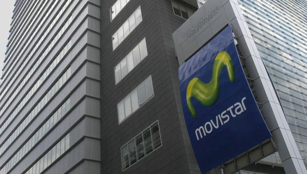 Oficinas telefónica Movistar