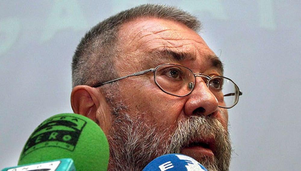 Cándido Méndez, líder de UGT