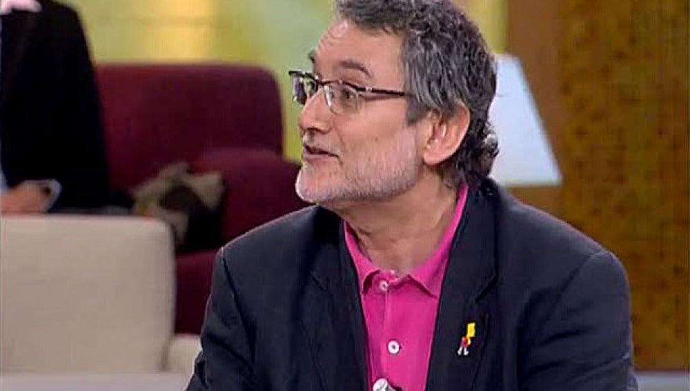 Fernando Lezcano en Espejo Público